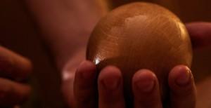 sfere massaggio maori